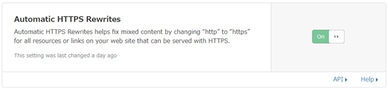 SSL on CloudFlare